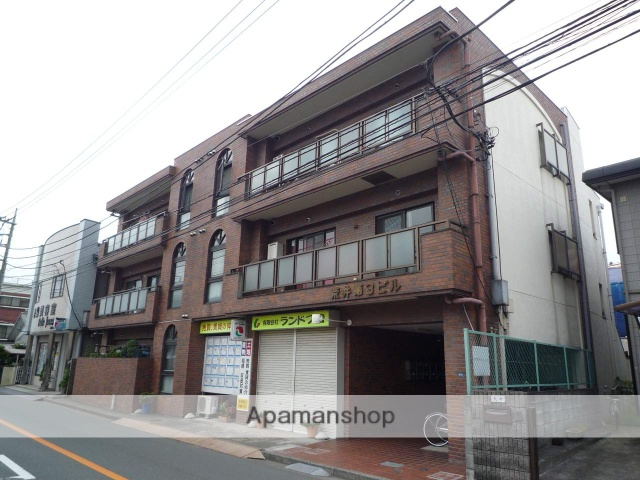 埼玉県上尾市、上尾駅徒歩5分の築28年 3階建の賃貸マンション
