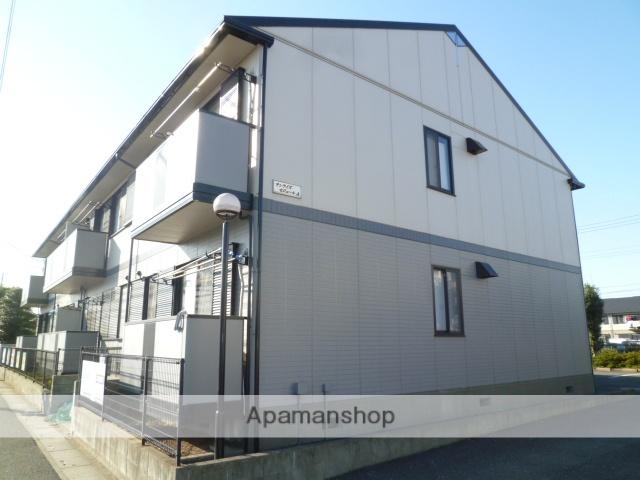 埼玉県桶川市、桶川駅徒歩31分の築20年 2階建の賃貸アパート