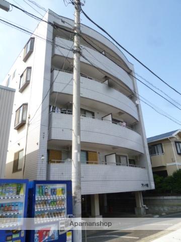埼玉県上尾市、北上尾駅徒歩11分の築23年 5階建の賃貸マンション
