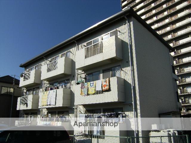 埼玉県桶川市、上尾駅徒歩48分の築28年 3階建の賃貸アパート