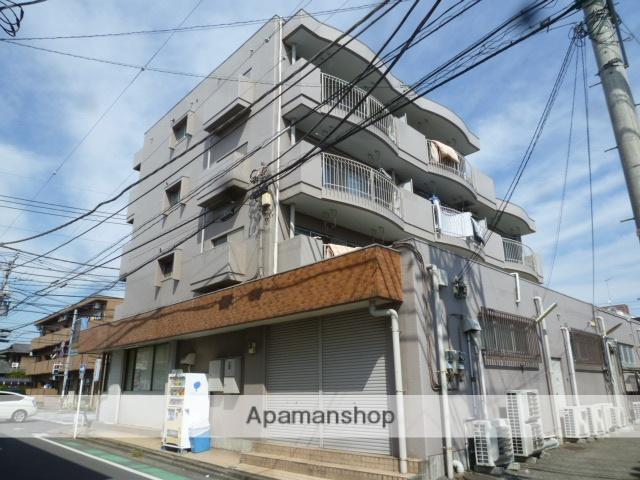 埼玉県上尾市、上尾駅徒歩9分の築37年 4階建の賃貸マンション
