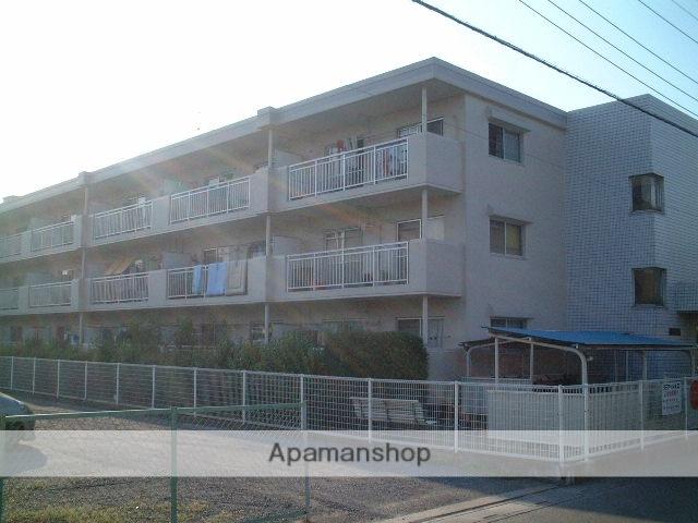 埼玉県桶川市、北上尾駅徒歩28分の築27年 3階建の賃貸マンション