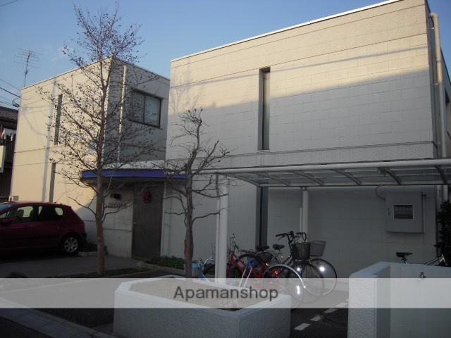 埼玉県桶川市、桶川駅徒歩7分の築24年 2階建の賃貸テラスハウス