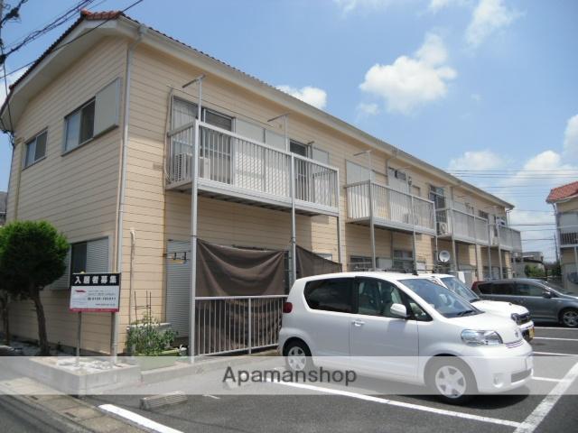 埼玉県北足立郡伊奈町、丸山駅徒歩25分の築30年 2階建の賃貸アパート