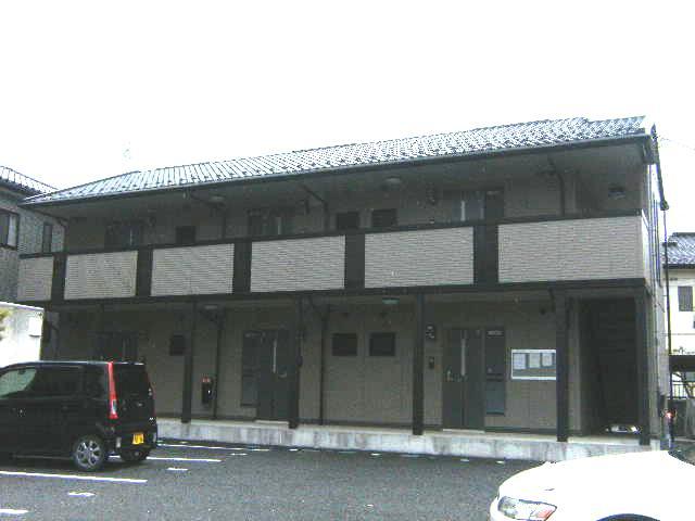 埼玉県北本市、北本駅徒歩10分の築14年 2階建の賃貸アパート