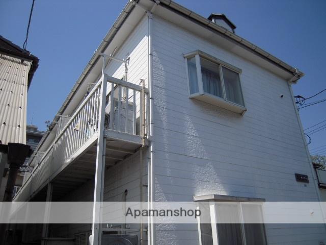 埼玉県桶川市、桶川駅徒歩13分の築25年 2階建の賃貸アパート