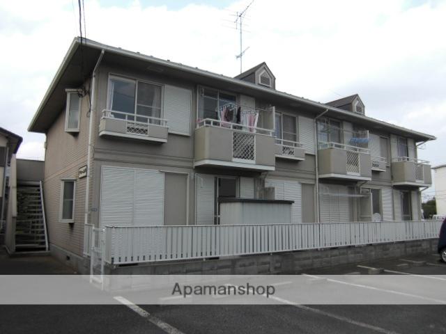 埼玉県上尾市、上尾駅徒歩15分の築22年 2階建の賃貸アパート