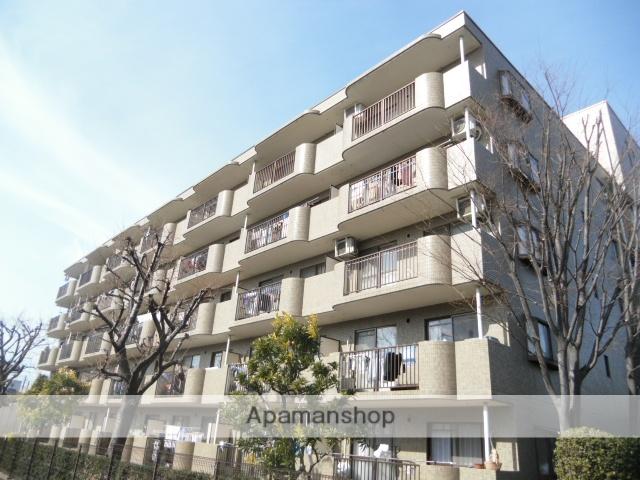 埼玉県上尾市、上尾駅徒歩7分の築21年 5階建の賃貸マンション