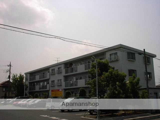 埼玉県上尾市、上尾駅徒歩36分の築28年 3階建の賃貸マンション