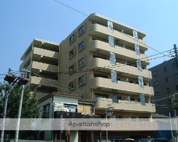 埼玉県上尾市、上尾駅徒歩5分の築14年 7階建の賃貸マンション