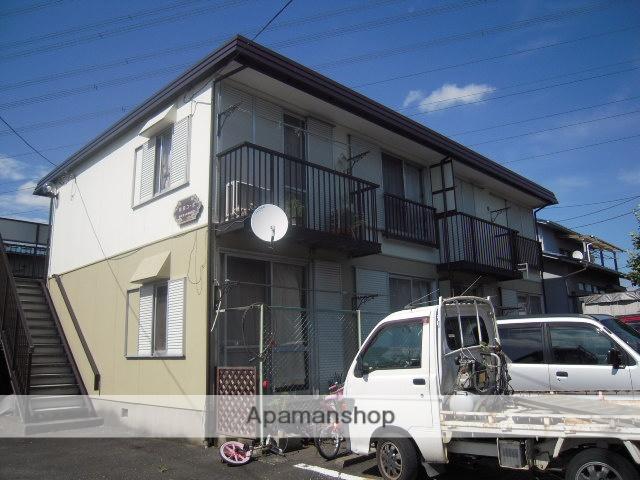埼玉県桶川市、桶川駅徒歩25分の築28年 2階建の賃貸アパート
