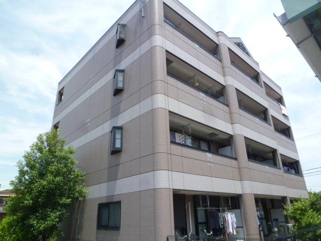 埼玉県鴻巣市、北本駅徒歩57分の築14年 4階建の賃貸マンション