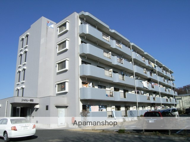 埼玉県桶川市、北上尾駅徒歩50分の築23年 5階建の賃貸マンション