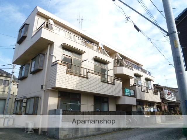 埼玉県桶川市、桶川駅徒歩10分の築29年 3階建の賃貸マンション