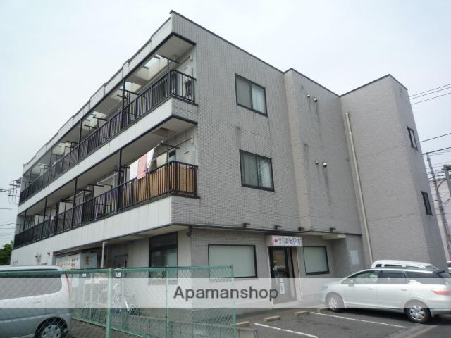 埼玉県上尾市、上尾駅徒歩10分の築18年 3階建の賃貸マンション