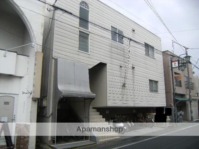 埼玉県桶川市、桶川駅徒歩1分の築43年 3階建の賃貸マンション