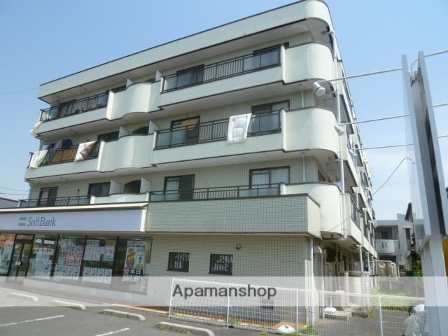 埼玉県上尾市、北上尾駅徒歩10分の築27年 4階建の賃貸マンション