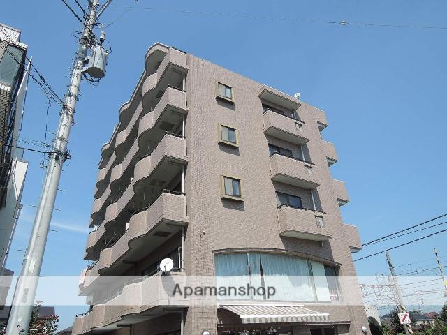 埼玉県桶川市、桶川駅徒歩6分の築16年 6階建の賃貸マンション