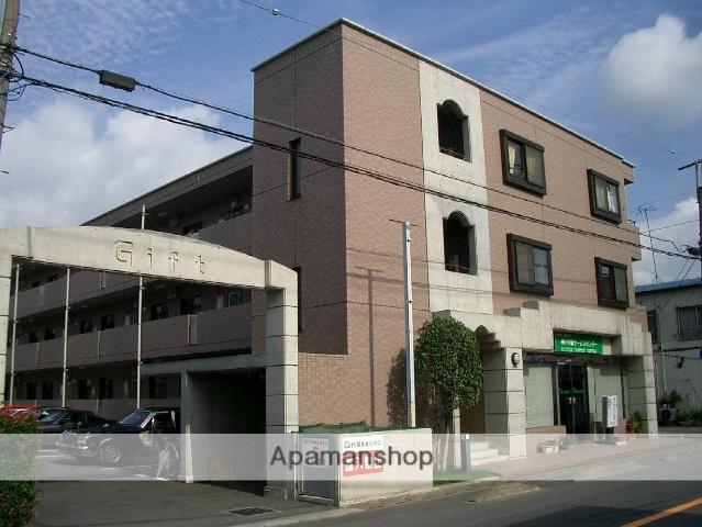 埼玉県桶川市、北上尾駅徒歩34分の築18年 3階建の賃貸マンション