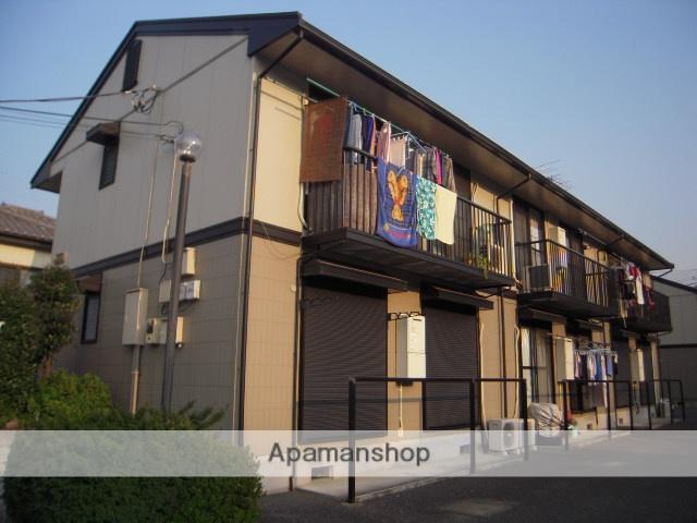 埼玉県上尾市、上尾駅徒歩54分の築22年 2階建の賃貸アパート