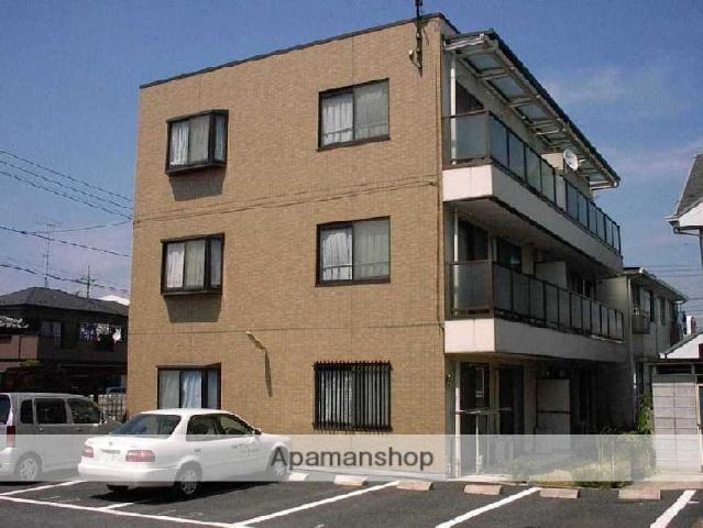 埼玉県桶川市、北上尾駅徒歩28分の築21年 3階建の賃貸マンション