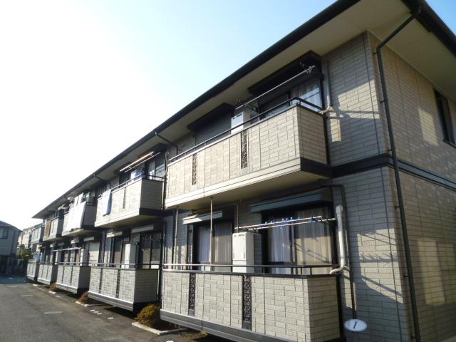 埼玉県北本市、北本駅徒歩8分の築17年 2階建の賃貸アパート