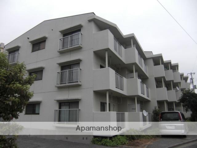 埼玉県上尾市、上尾駅徒歩26分の築31年 3階建の賃貸マンション
