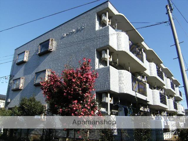 埼玉県上尾市、北上尾駅徒歩29分の築24年 3階建の賃貸マンション