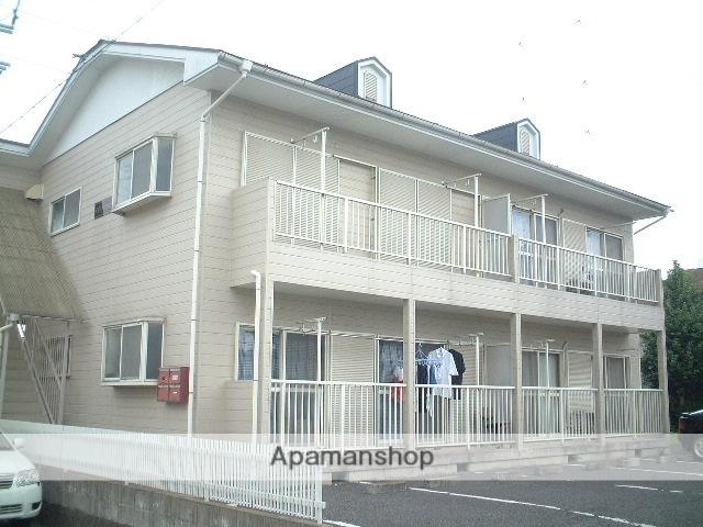 埼玉県桶川市、上尾駅徒歩57分の築23年 2階建の賃貸アパート