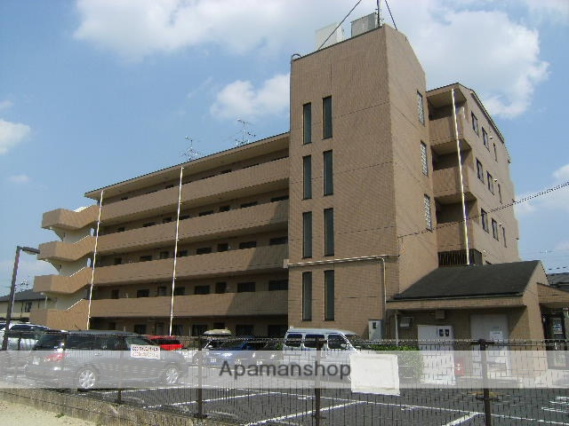 埼玉県上尾市、上尾駅徒歩24分の築20年 5階建の賃貸マンション