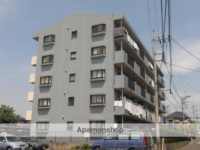 埼玉県上尾市、上尾駅徒歩16分の築23年 5階建の賃貸マンション