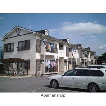 埼玉県上尾市、北上尾駅徒歩28分の築27年 2階建の賃貸アパート