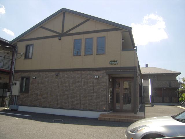 埼玉県桶川市、北上尾駅徒歩25分の築11年 2階建の賃貸アパート