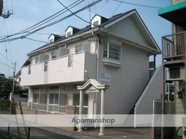 埼玉県上尾市、上尾駅徒歩15分の築28年 2階建の賃貸アパート