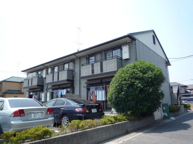 埼玉県北足立郡伊奈町、志久駅徒歩13分の築17年 2階建の賃貸アパート
