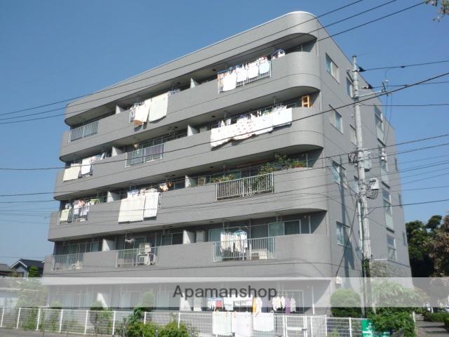 埼玉県上尾市、上尾駅徒歩17分の築18年 5階建の賃貸マンション
