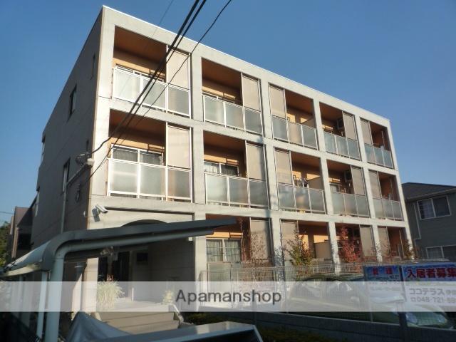 埼玉県北足立郡伊奈町、志久駅徒歩15分の築10年 3階建の賃貸マンション