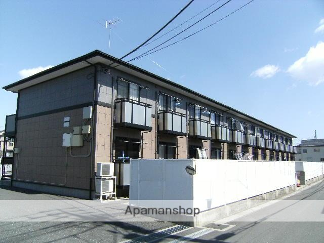 埼玉県桶川市、桶川駅徒歩20分の築14年 2階建の賃貸アパート