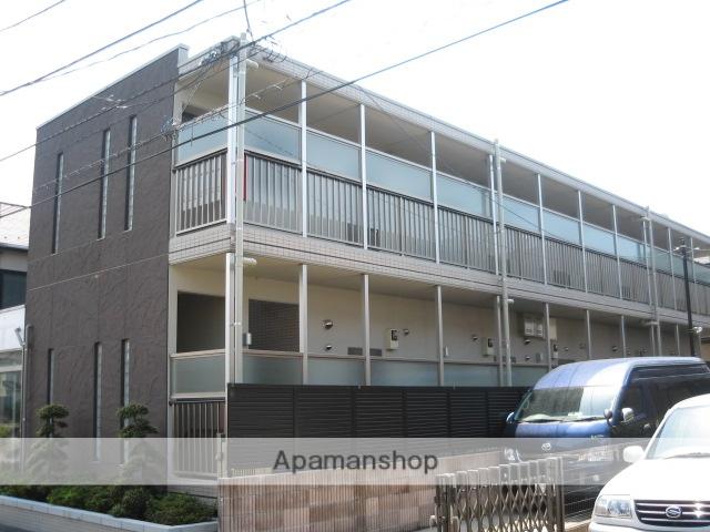 埼玉県上尾市、上尾駅徒歩21分の築11年 2階建の賃貸マンション
