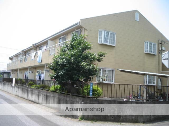 埼玉県上尾市、北上尾駅徒歩13分の築24年 2階建の賃貸アパート