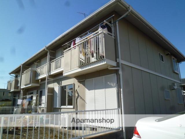 埼玉県上尾市、上尾駅徒歩30分の築26年 2階建の賃貸アパート