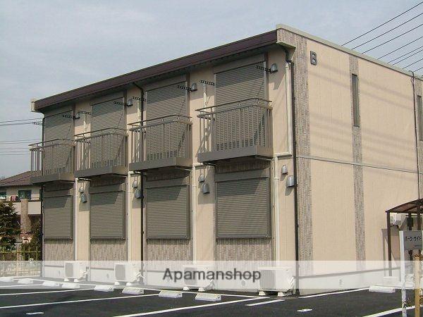 埼玉県北足立郡伊奈町、羽貫駅徒歩8分の築10年 2階建の賃貸テラスハウス