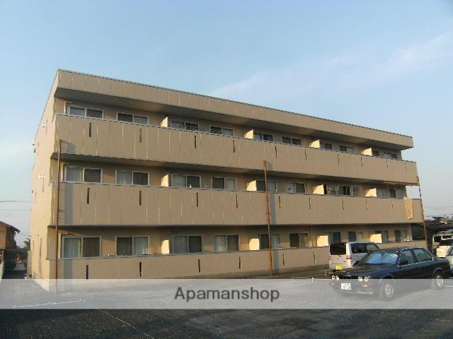 埼玉県鴻巣市、鴻巣駅徒歩18分の築9年 3階建の賃貸マンション