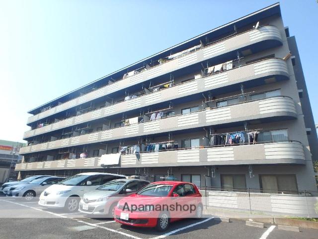 埼玉県さいたま市南区、北戸田駅徒歩25分の築22年 5階建の賃貸マンション