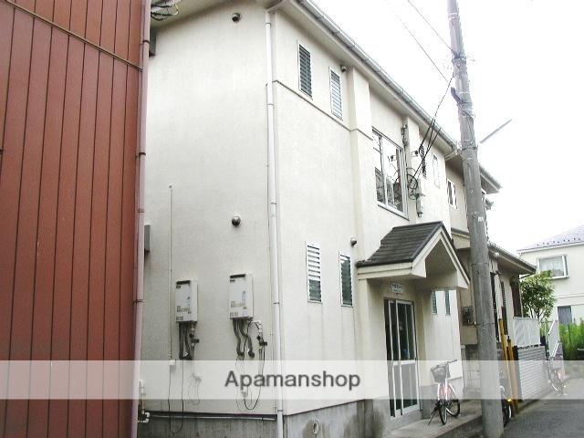 埼玉県さいたま市浦和区、北浦和駅徒歩30分の築24年 2階建の賃貸アパート