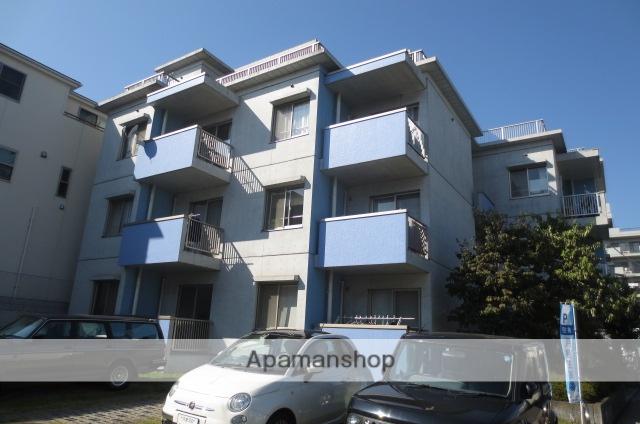 埼玉県さいたま市中央区、与野本町駅徒歩8分の築17年 4階建の賃貸マンション