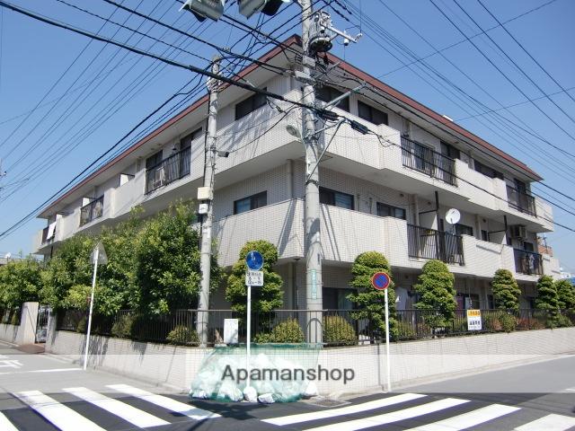 埼玉県さいたま市浦和区、与野駅徒歩14分の築30年 3階建の賃貸マンション