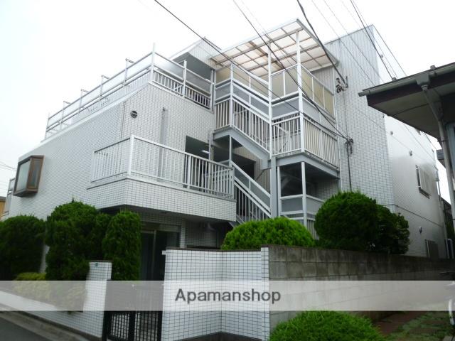 埼玉県さいたま市南区、武蔵浦和駅徒歩25分の築29年 3階建の賃貸マンション