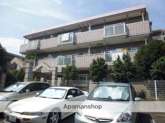 埼玉県さいたま市浦和区、与野駅徒歩27分の築28年 3階建の賃貸マンション