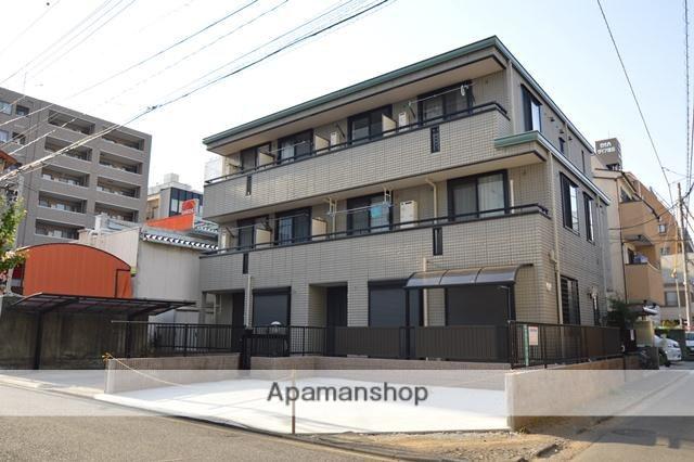 埼玉県さいたま市浦和区、中浦和駅徒歩17分の築14年 3階建の賃貸マンション
